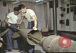 Image of USS Ticonderoga Gulf of Tonkin Vietnam, 1964, second 7 stock footage video 65675065169