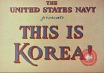 Image of Korean War Korea, 1951, second 5 stock footage video 65675065180