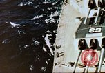 Image of USS Missouri BB-63 Pacific Ocean, 1951, second 9 stock footage video 65675065196