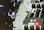 Image of USS Missouri BB-63 Pacific Ocean, 1951, second 11 stock footage video 65675065196