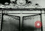 Image of Versailles Treaty Paris France, 1919, second 2 stock footage video 65675065202