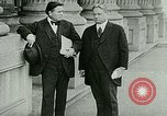 Image of Republican Senators Washington DC USA, 1919, second 4 stock footage video 65675065203