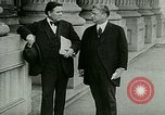 Image of Republican Senators Washington DC USA, 1919, second 5 stock footage video 65675065203