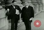 Image of Republican Senators Washington DC USA, 1919, second 8 stock footage video 65675065203