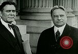 Image of Republican Senators Washington DC USA, 1919, second 9 stock footage video 65675065203