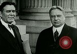 Image of Republican Senators Washington DC USA, 1919, second 10 stock footage video 65675065203