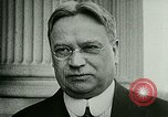 Image of Republican Senators Washington DC USA, 1919, second 11 stock footage video 65675065203