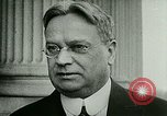 Image of Republican Senators Washington DC USA, 1919, second 12 stock footage video 65675065203