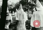Image of Ku Klux Klan United States USA, 1923, second 7 stock footage video 65675065208
