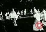 Image of Ku Klux Klan United States USA, 1923, second 8 stock footage video 65675065208