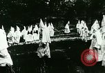 Image of Ku Klux Klan United States USA, 1923, second 11 stock footage video 65675065208