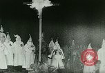 Image of Ku Klux Klan United States USA, 1925, second 3 stock footage video 65675065209