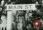 Image of Street scenes in small U.S. city United States USA, 1923, second 1 stock footage video 65675065211