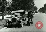 Image of Brief portrayal of life in small city United States USA, 1924, second 8 stock footage video 65675065214