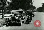 Image of Brief portrayal of life in small city United States USA, 1924, second 9 stock footage video 65675065214