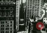 Image of Financial district in New York City New York United States USA, 1924, second 6 stock footage video 65675065215