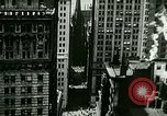 Image of Financial district in New York City New York United States USA, 1924, second 8 stock footage video 65675065215