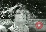 Image of Women flaunt tradition United States USA, 1923, second 12 stock footage video 65675065216