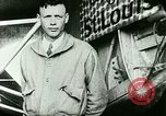 Image of Charles Lindbergh New York United States USA, 1927, second 2 stock footage video 65675065236