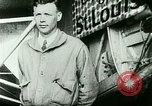 Image of Charles Lindbergh New York United States USA, 1927, second 3 stock footage video 65675065236