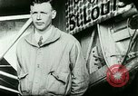 Image of Charles Lindbergh New York United States USA, 1927, second 4 stock footage video 65675065236