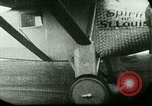 Image of Charles Lindbergh New York United States USA, 1927, second 11 stock footage video 65675065236