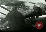 Image of Charles Lindbergh New York United States USA, 1927, second 12 stock footage video 65675065236