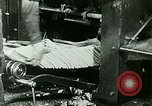 Image of Newspaper Printing Paris France, 1927, second 4 stock footage video 65675065237