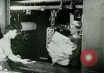 Image of Newspaper Printing Paris France, 1927, second 6 stock footage video 65675065237