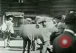 Image of Charles Augustus Lindberg Paris France, 1927, second 1 stock footage video 65675065238
