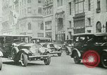 Image of Ford Cars New York City USA, 1928, second 2 stock footage video 65675065251