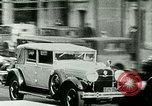 Image of Ford Cars New York City USA, 1928, second 12 stock footage video 65675065251