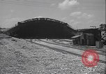 Image of underground factory Germany, 1945, second 8 stock footage video 65675065255