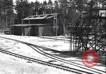 Image of railway track construction Germany, 1945, second 3 stock footage video 65675065256