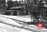 Image of railway track construction Germany, 1945, second 6 stock footage video 65675065256