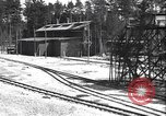 Image of railway track construction Germany, 1945, second 8 stock footage video 65675065256