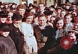 Image of Luxembourgers Luxembourg, 1945, second 9 stock footage video 65675065260