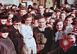 Image of Luxembourgers Luxembourg, 1945, second 10 stock footage video 65675065260