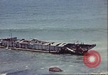 Image of supply ship aground Morocco North Africa, 1942, second 8 stock footage video 65675065268