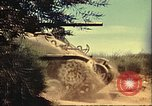 Image of U.S. Sherman tank North Africa, 1942, second 8 stock footage video 65675065274