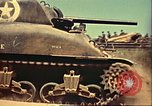 Image of U.S. Sherman tank North Africa, 1942, second 10 stock footage video 65675065274