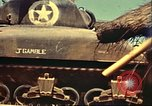 Image of U.S. Sherman tank North Africa, 1942, second 11 stock footage video 65675065274