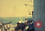 Image of Allied convoy North Africa, 1942, second 1 stock footage video 65675065276