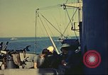Image of Allied convoy North Africa, 1942, second 3 stock footage video 65675065276