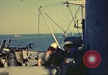 Image of Allied convoy North Africa, 1942, second 6 stock footage video 65675065276