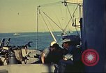 Image of Allied convoy North Africa, 1942, second 7 stock footage video 65675065276