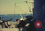 Image of Allied convoy North Africa, 1942, second 8 stock footage video 65675065276