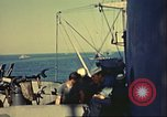Image of Allied convoy North Africa, 1942, second 9 stock footage video 65675065276