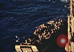 Image of U.S. troops on transport ships Oran Algeria, 1942, second 9 stock footage video 65675065279