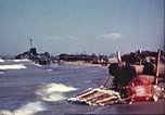 Image of Invasion convoy North Africa, 1942, second 5 stock footage video 65675065280